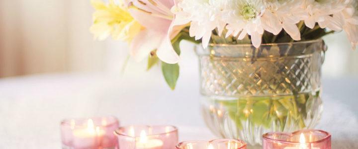 4 astuces pour une décoration de mariage pas chère