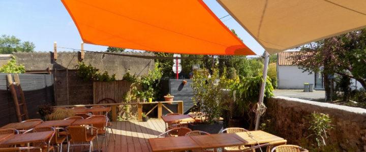 Habillez votre restaurant avec des voiles de terrasses