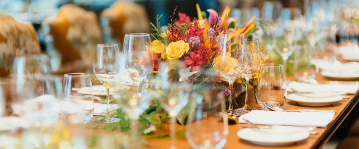 10 tendances décoration de mariage 2020