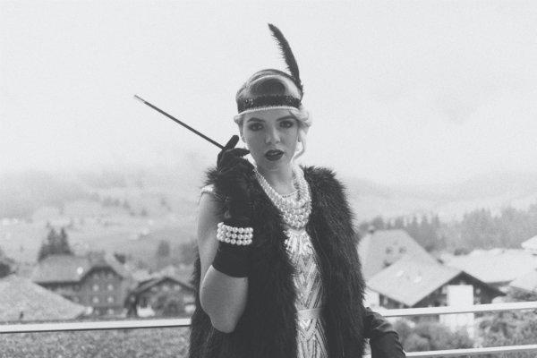 gatsby tenue